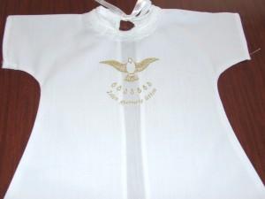 keresztelési ing